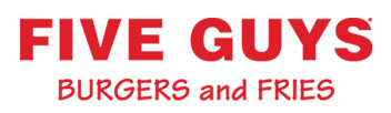 Five Guys Burger & Fries Logo